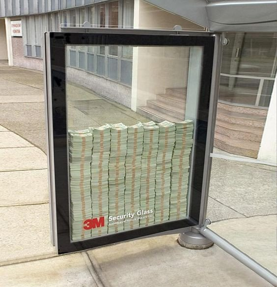 Break Me if You Can - 3M Security Glass